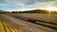 Panathenaic stadium video
