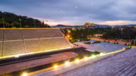 Panathenaic stadium video