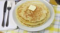 Pancake Breakfast Fly Over video