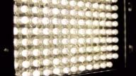 LED Panel Light On Off (HD) video