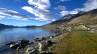 Pangong tso Lake, Ladakh, Jammu and Kashmir, India video