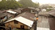 paning raining slum video