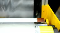 panning: fabrication blown film video