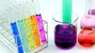 panning : glasswares video