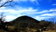 Panning Hill Country Time Lapse video