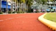 panning : racecourse video