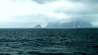 Panning Towards Elephant Island Antarctica video