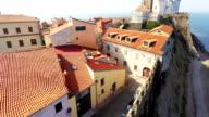 HD HELI: Panorama Of Piran video