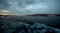 Panoramic Istanbul video