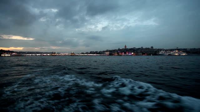 Panoramic Istanbul video