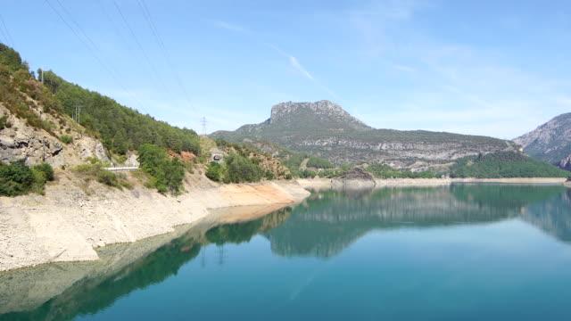 Pantà d'Escales - Spain video