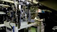 Pantyhose Making Machine video