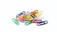 Paper clips video