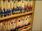 Paper Medical Files video