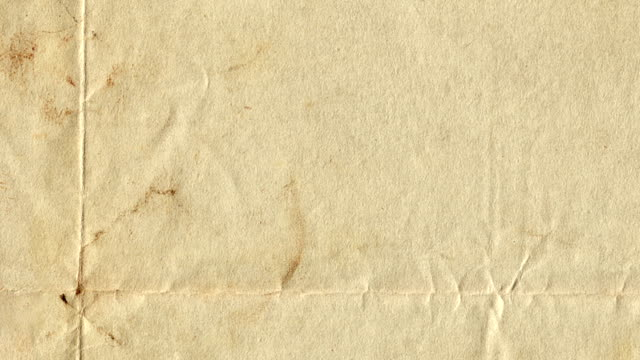 Paper Texture Brown Paper Sheet video