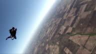 Parachute Opening video