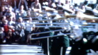 Parade Marching Band 1950's video