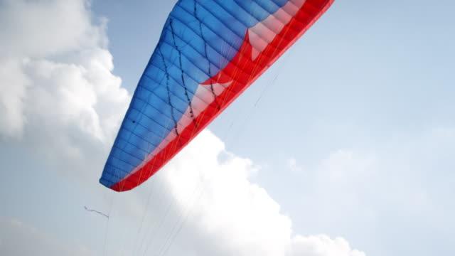 Paraglider video
