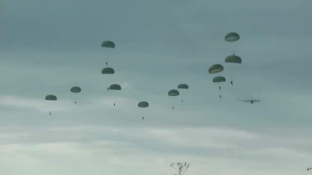 Paratroopers video