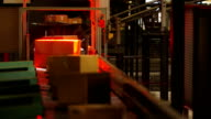 Parcel Scanner Station In Distribution Center video