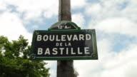 Paris Bastille video