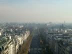 Paris: Champs-Élysées Looking East, Zoom In video
