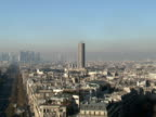 Paris: City Rooftops and Cityscape, Push video