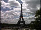 Paris Effiel Tower Flashback: Millennium video