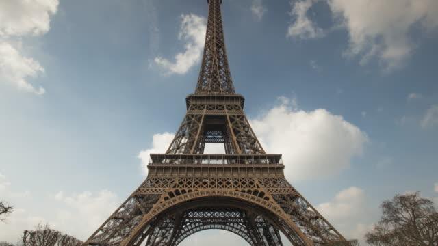 Paris - Eiffel Tower - TIME-LAPSE video