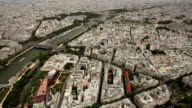 Paris from Above video