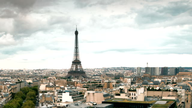 Paris Panorama video
