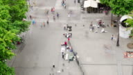 Paris street artists time lapse video