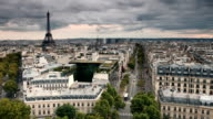 Paris Time Lapse View video