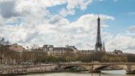 4K TIME LAPSE: Paris video