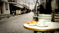 Parisian Cafe video