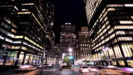 park avenue in New York video