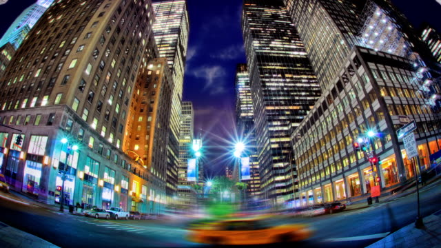Park Avenue. Manhattan video