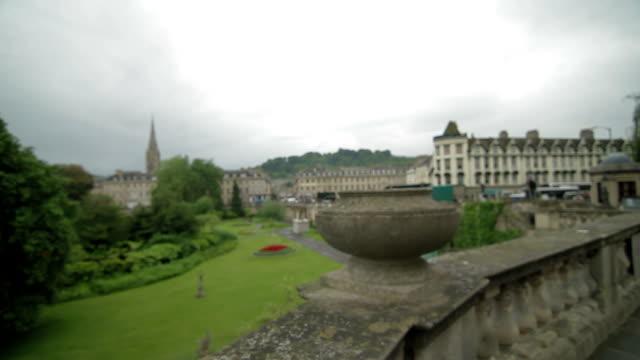 Park - Bath, England - Pan video