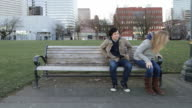 Park Bench Date video