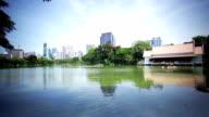 Park in Bangkok video