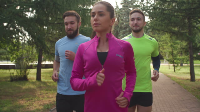 Park Run video