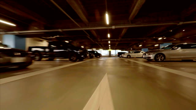 parking -4K- video