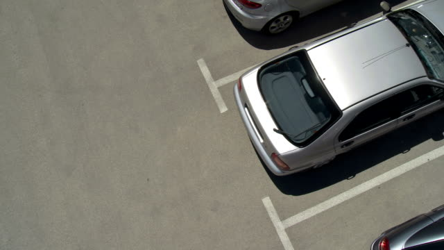 HA Parking Lot Car Accident video