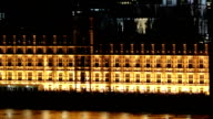 parliament and big ben tilt up and zoom out video