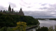Parliament Hill in Ottawa/Canada video