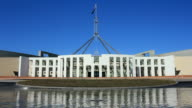 Parliament House in Canberra video