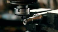 Part of working machine 4K video
