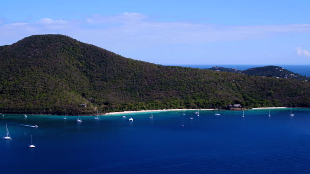3 part pan right video of North Shore, St.John, part 3 video
