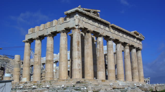 Parthenon video