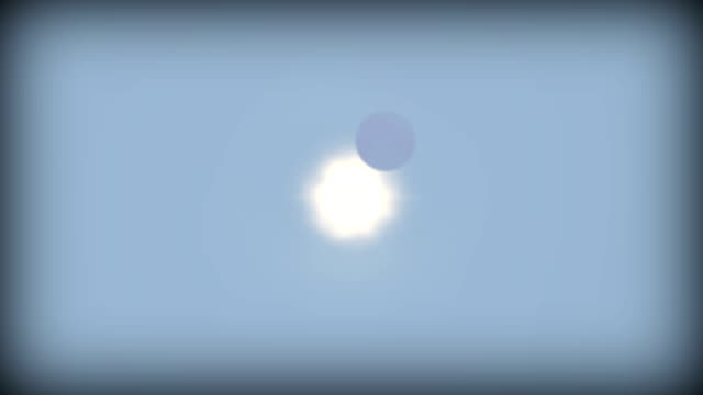 Partial Solar Eclipse video